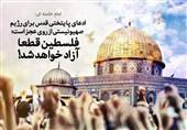 «فلسطین قطعاً آزاد خواهد شد»