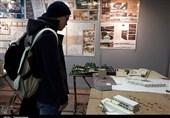 نمایشگاه ماکتهای معماری در رشت