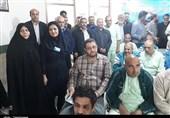 دیدار رزمندگان اهوازی با جانبازان دفاع مقدس خوزستان