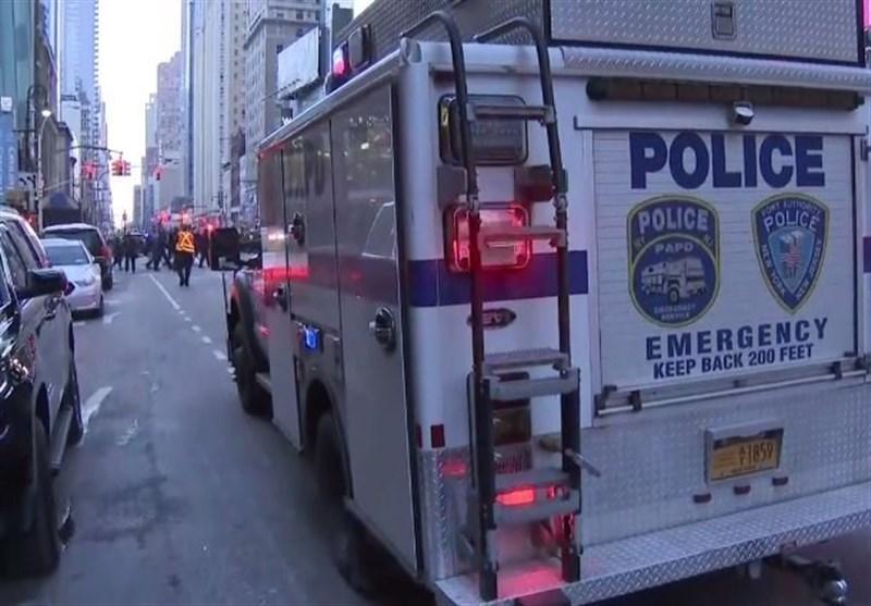انفجار فی مانهاتن وسط نیویورک