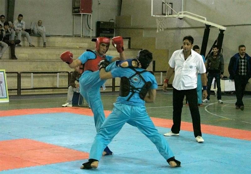 ورزش رزمی سورنا در تمام جهان با اصطلاحات ایرانی انجام میشود