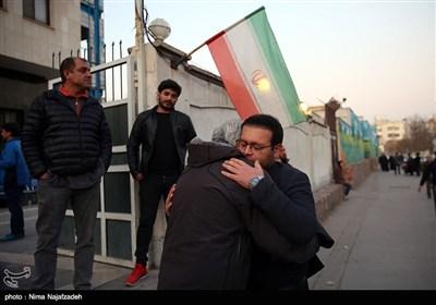 ورود پیکر کوهنوردان خراسانی به مشهد