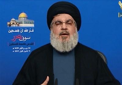 Nasrallah: Bütün Bölge Gaz Ve Petrol Savaşına Çekildi