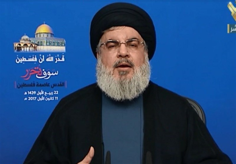 Syria's Downing of Israeli Jet 'Very Big' Achievement: Nasrallah
