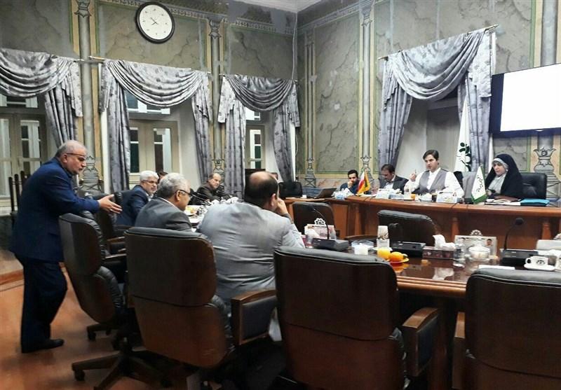جلسه علنی شورای اسلامی شهر رشت به تشنج کشیده شد