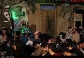"""مراسم اربعین خادم الشهدا """" محمد صباغیان"""" برگزار شد+تصاویر"""