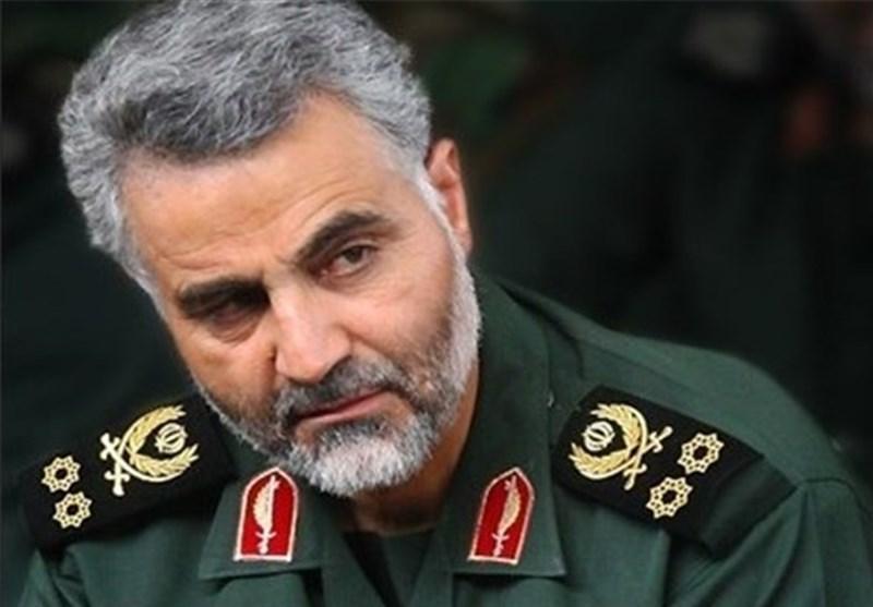 اللواء سلیمانی : استعداد ایران لتقدیم الدعم الشامل للمقاومة الفلسطینیة
