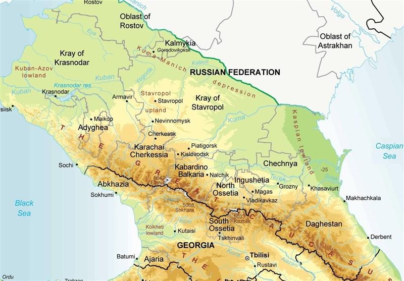 قفقاز شمالی