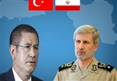 Iranian, Turkish Defense Ministers Discuss US Quds Move
