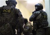 Russia's FSB Says It Detained Criminals Making Improvised Bombs, Weapons