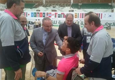 حضور سرکنسول ایران در سالن بوچیا