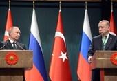 پوتین: اجلاس سه جانبه سوریه در روسیه برگزار میشود