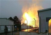 انفجار در شرکت متانول کاوه دیر