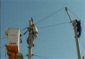 اعلام آماده باش توانیر برای پایداری شبکه برق در مناطق برفگیر
