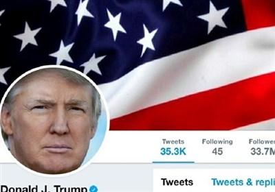 روسیه: از نظر ما پیام های توییتری ترامپ مواضع رسمی اوست
