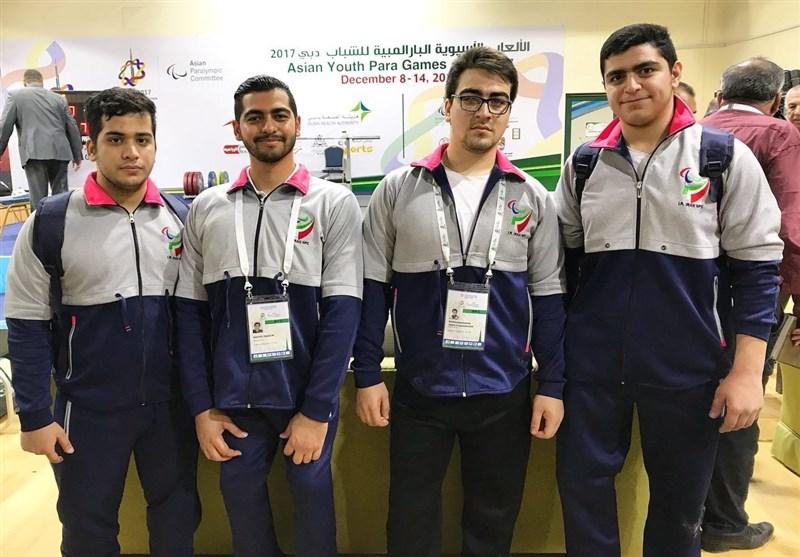 درخشش وزنهبرداران جوان ایران با کسب 4 مدال رنگارنگ