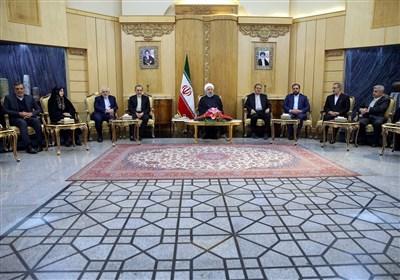 روحانی: تصمیم نادرست ترامپ در برابر مسلمانان گستاخانه بود