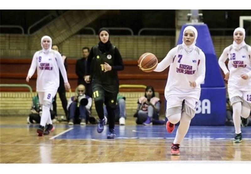 شروع لیگ برتر بسکتبال بانوان به تعویق افتاد