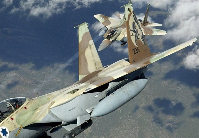 Israel Warplanes Attack Gaza Strip