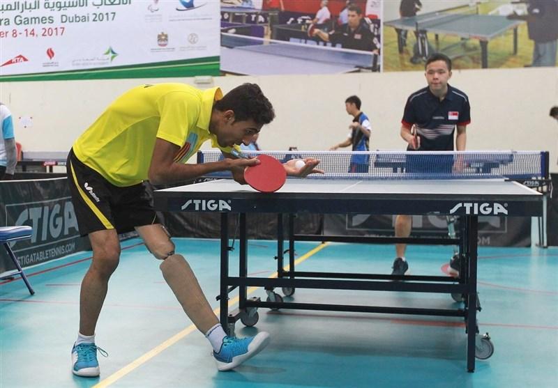 اعلام ترکیب نهایی تیم تنیس روی میز معلولین در بازیهای پاراآسیایی 2018