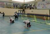 اردوی تیم ملی بانوان گلبال نابینایان و کم بینایان در گلستان برگزاری میشود