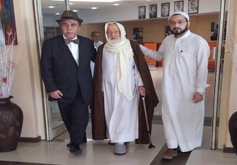 بحرینی عوام کے قائد شیخ عیسیٰ قاسم اسپتال سے گھر واپس منتقل