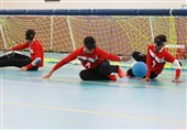 Iran Beats Thailand at IBSA Goalball Asia-Pacific C'ships