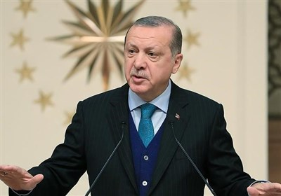 اردوغان: آمریکا می خواهد ما را فریب دهد