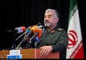 زلزله کرمانشاه|سرلشکر جعفری: پایان ماموریت سپاه با ساخت 8100 کانکس