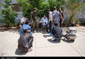 سیستان و بلوچستان| 46 نفر معتاد متجاهر در سراوان دستگیر شدند