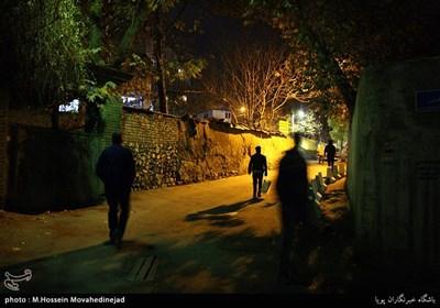 نمایی از خیابان شهید میر اسماعیلی