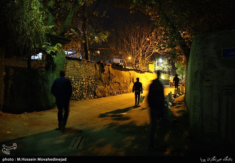 محله های تهران- درکه
