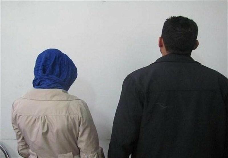 زوج سارق خودروهای پراید در قم دستگیر شدند