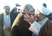 خانواده شهید حججی در کرمان