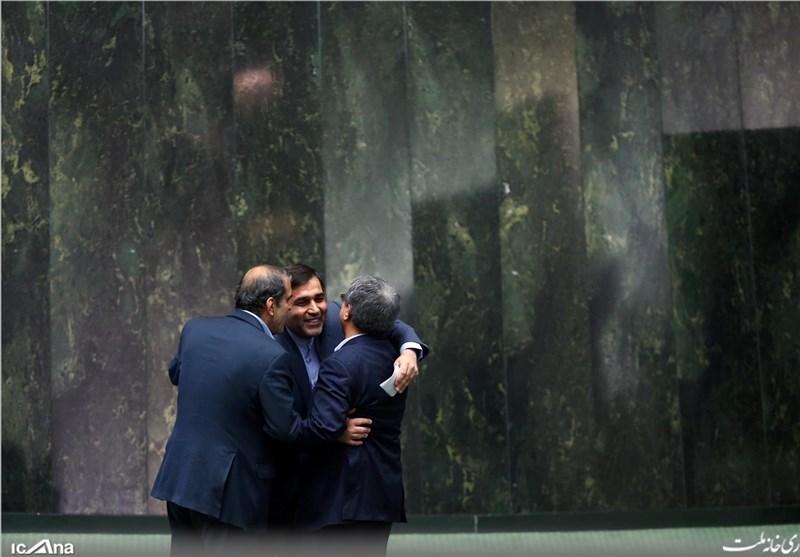 استقبال جالب نمایندگان مجلس از ناطقان میاندستور