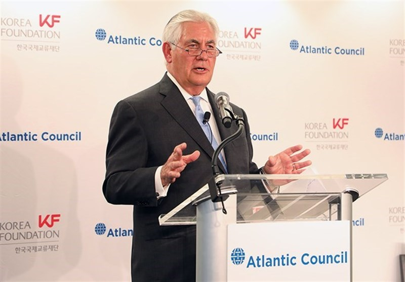 US Says Talks with European Trio over JCPOA Underway