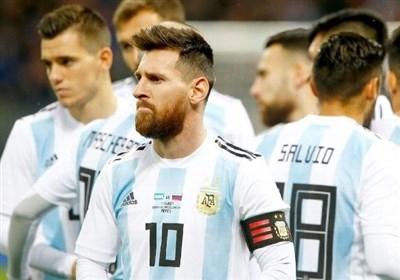 مسی: جام جهانی 2018 آخرین شانس ما برای قهرمانی خواهد بود