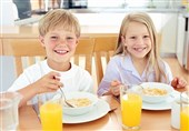 Healthy Eating Linked to Kids' Happiness