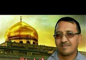 قم|شناسایی پیکر مطهر شهید مدافع حرم «احمد جلالی نسب»