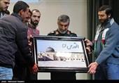 """قدردانی جوانان کشورهای اسلامی منطقه از """"سردار حاجی زاده"""""""