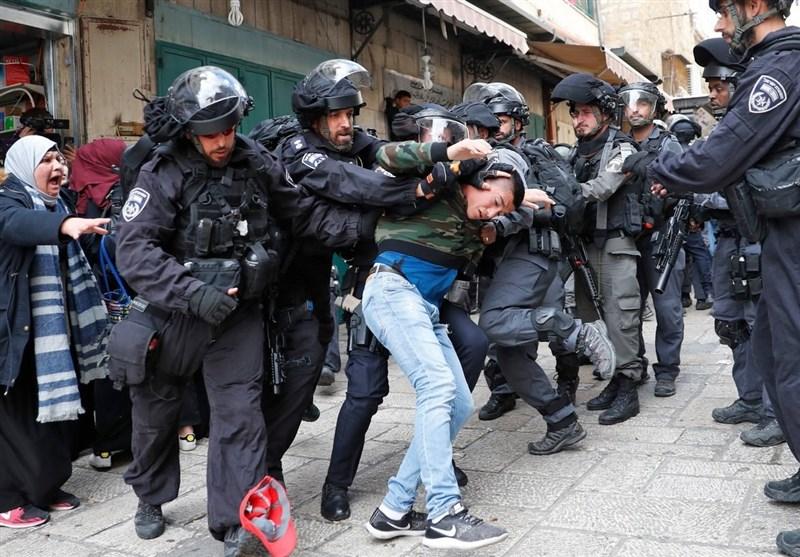 بالصور..مواجهات فی «جمعة غضب» بالضفة وغزة