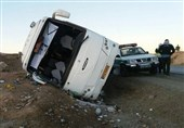 Five Killed in Bus Crash in Southeastern Iran