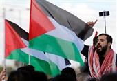 تجمع اردنیها در برابر سفارت آمریکا در محکومیت «معامله قرن»