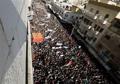 تظاهرات اردنیها