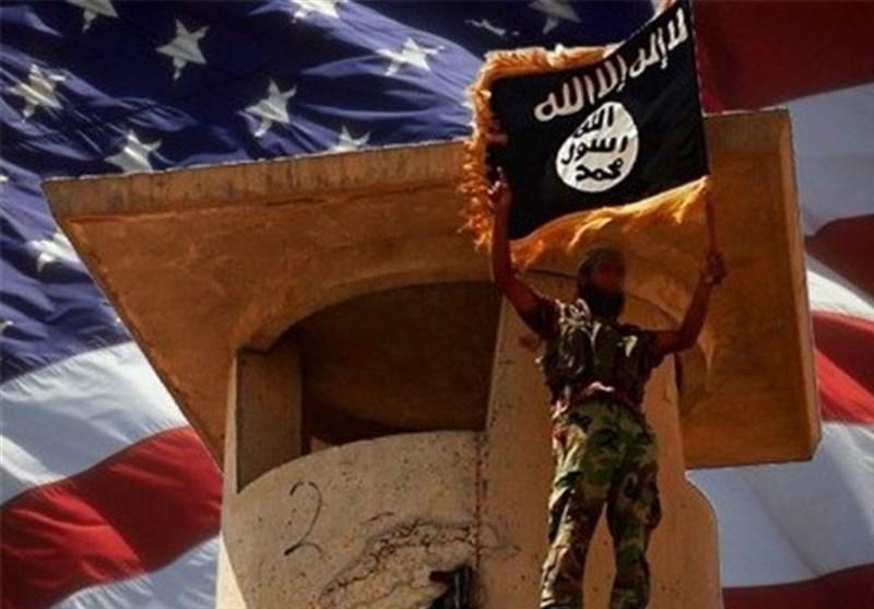قاعدة أمریکیة تدعم داعش شرق افغانستان