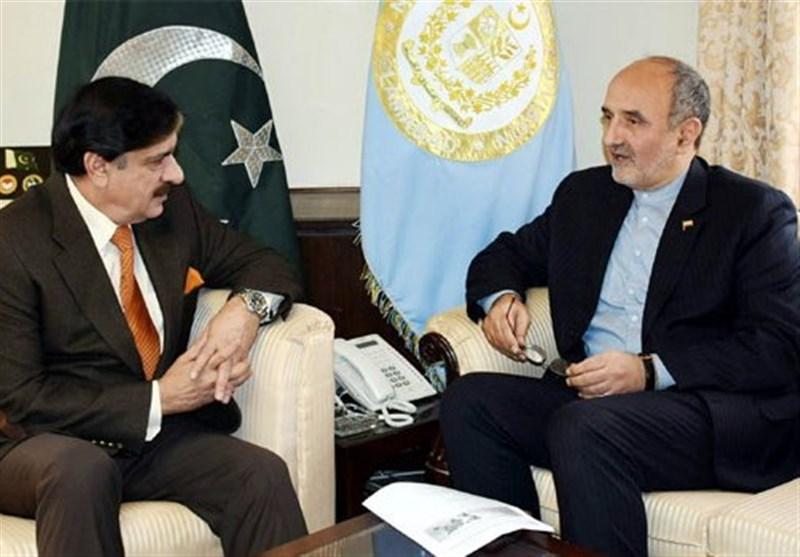 ایران کی چین پاکستان اقتصادی راہداری میں شمولیت کی خواہش