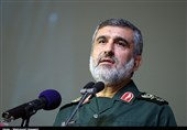 IRGC Equipped with Long-Range Anti-Ship Ballistic Missile: Commander