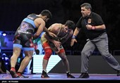 Iran Greco-Roman Wrestling Team Becomes Champion at Takhti Cup