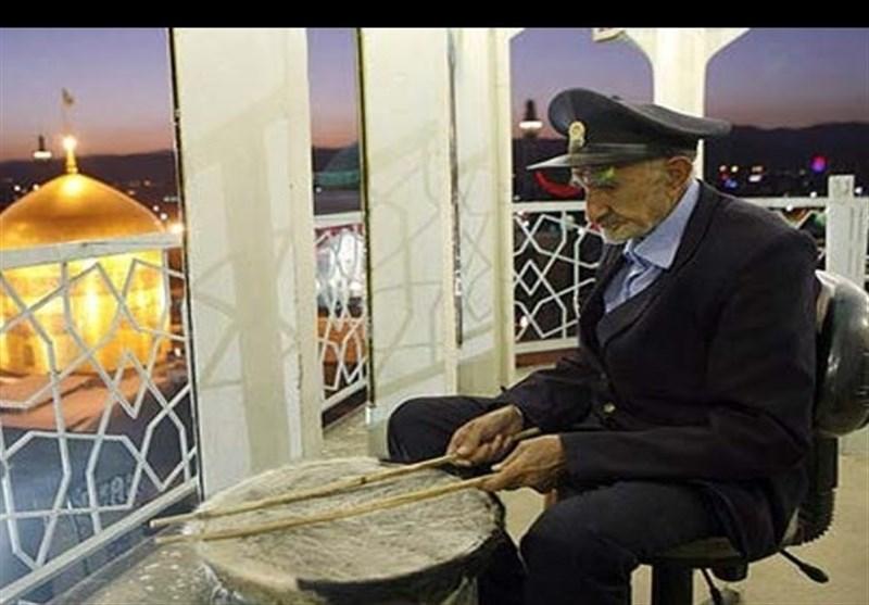 روایت تسنیم از یک رسم موروثی در خاندان قوام شکوهی/ حاج احمد 72 سال بدون یکروز غیبت «نقاره» زد