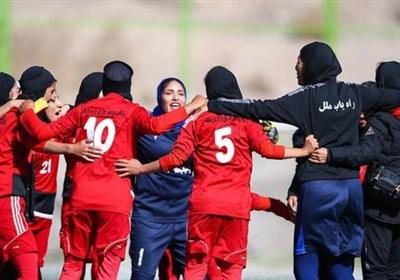برتری تیم فوتبال جوانان دختر ایران مقابل رومانی